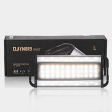 Load image into Gallery viewer, Claymore 3FACE+ Rechargeable Area Light