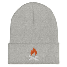 Load image into Gallery viewer, Campfire Cuffed Beanie