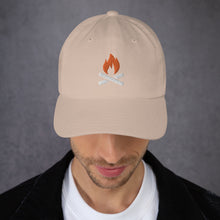 Load image into Gallery viewer, Campfire Baseball Hat