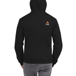 Overland Addict Zip Up Hoodie