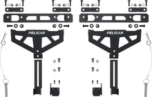 Load image into Gallery viewer, Pelican Cross-Bed Mount (Toyota Deck Rail)
