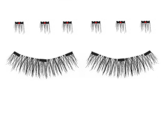 Au Naturel - Glam Girl Lashes