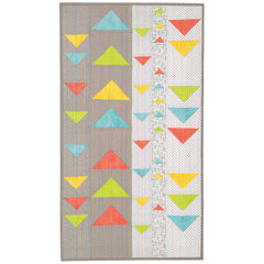 Modern Floating Triangles Wall Hanging Bundle Box, Stitch it! Sisters, ShopNZP.com
