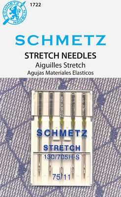 Stretch Needles, Size 75/11