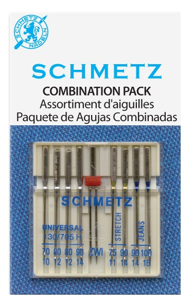 Combination Needle Pack Assortment