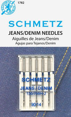 Jeans/Denim Needles, Size 90/14
