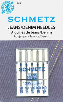 Jeans/Denim Needles Assortment