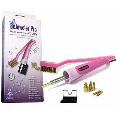 NEW! BeJeweler Pro Applicator Wand for Hotfix Crystals