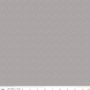 NEW! Gray Mini Hashtag Fabric