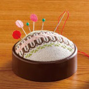 NEW! Create-a-Pincushion - Brown
