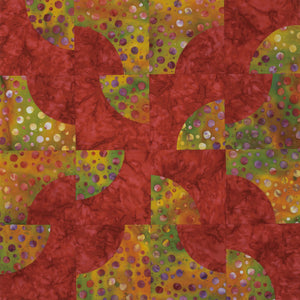 Carefree Curves Trace 'n Create Quilt Templates Collection