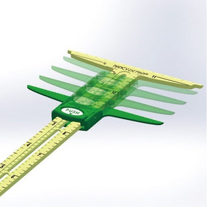 Supersize 5-in-1 Sliding Gauge