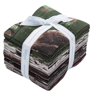 NEW! Send me to the Woods Fat Quarter Bundle