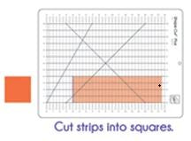 Load image into Gallery viewer, Shape Cut Plus Slotted Ruler