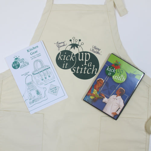 Kick It Up a Stitch! Bundle