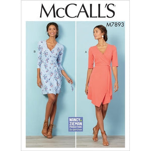 Women's Dresses Pattern M7893