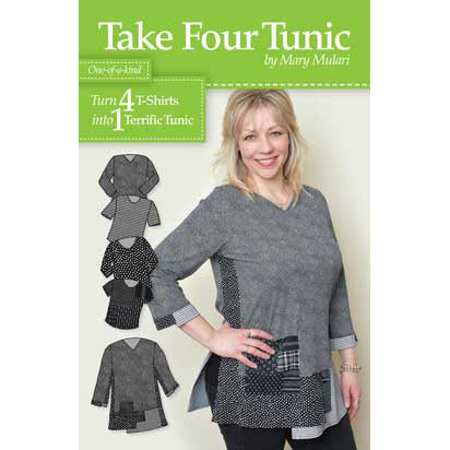 Take Four Tunic Pattern