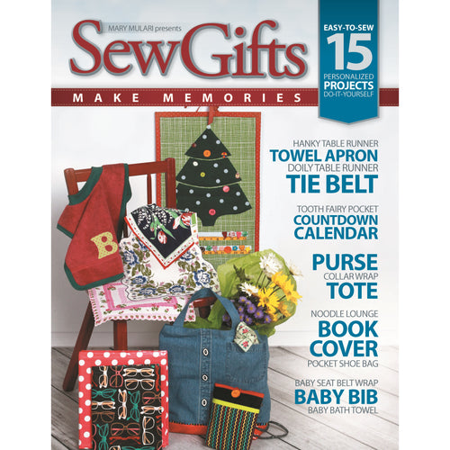 Sew Gifts–Make Memories Book