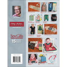 Load image into Gallery viewer, Sew Gifts–Make Memories Book