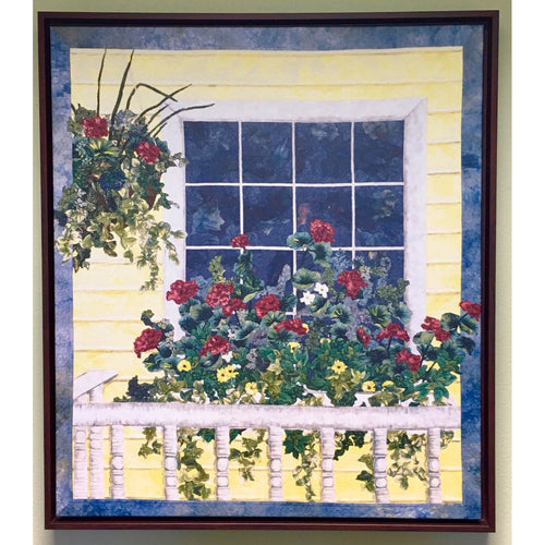 Front Porch Nancy Zieman Art Print