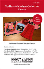 Load image into Gallery viewer, NEW! No-Hassle Napkin and Table Topper Bundle Box