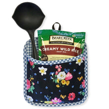 Load image into Gallery viewer, NEW! No-Hassle Potholder Plus and Towel Topper Bundle Box