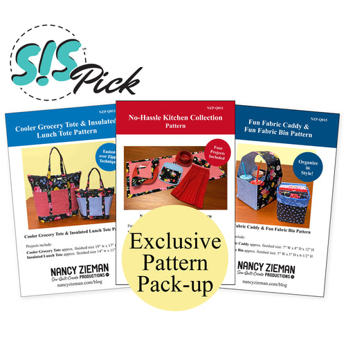 NEW! NZP's Picnic Pattern Pack-up