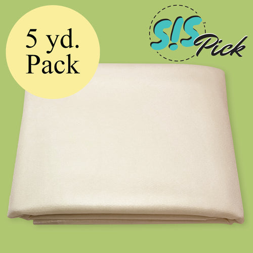 Beige Easy-Knit Interfacing, 5 yd. Pack