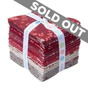 Red Elegance Fat Quarter Bundle