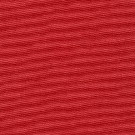 NEW! Red Cotton Canvas Fabric