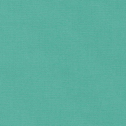 NEW! Teal Cotton Canvas Fabric