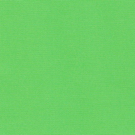 NEW! Lime Green Cotton Canvas Fabric