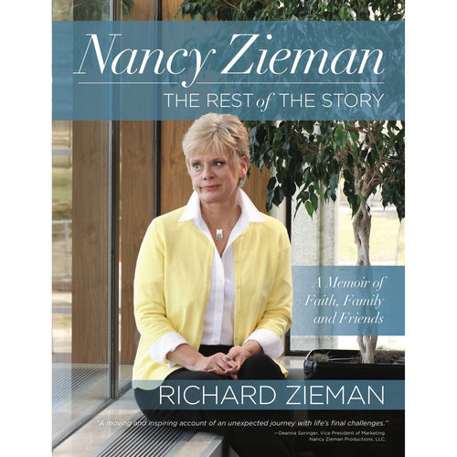Nancy Zieman, the Rest of the Story Book