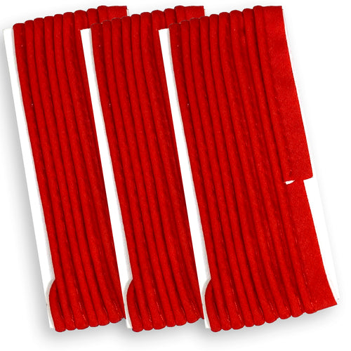 NEW! Bias Tape Maxi Piping Trio - Red