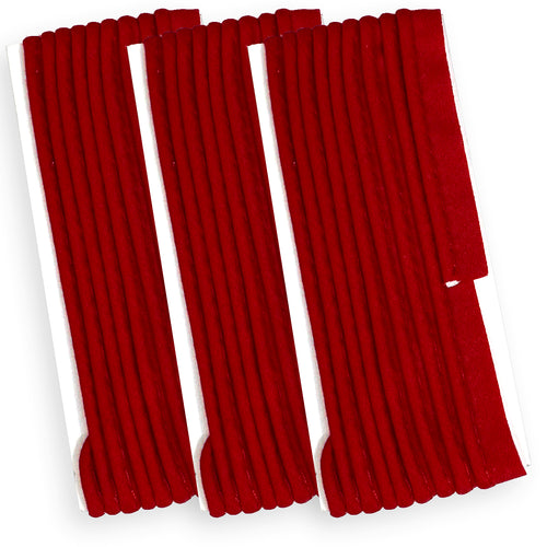 NEW! Bias Tape Maxi Piping Trio - Scarlet