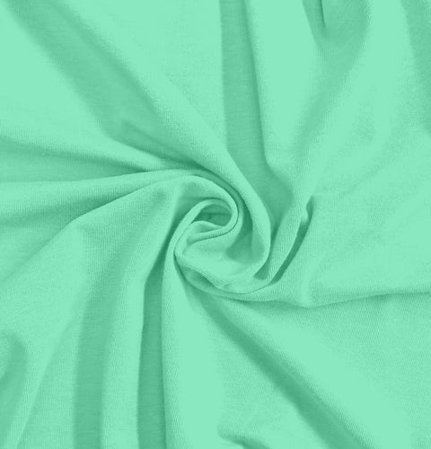 NEW! Jade Green Stretch Jersey Knit Fabric