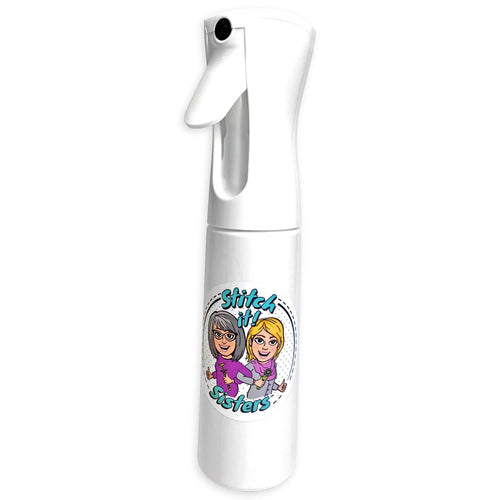 NEW! Exclusive S!S Spray Mist Bottle