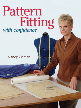 NEW! Nancy Zieman's Pattern Fitting with Confidence