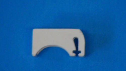I-Beam Plastic Bracket