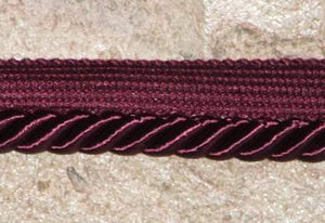 King Arthur Trim Twisted Cord With Lip