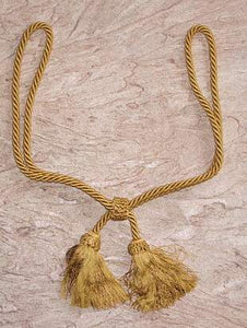 King Arthur Trim Double Tassel