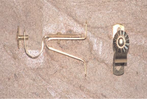 3/4 Brass Bracket
