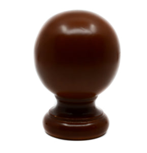 Wood Ball Finial