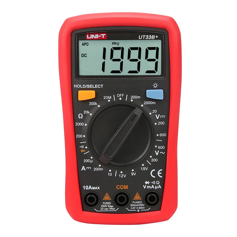 Tester Digital UT132C