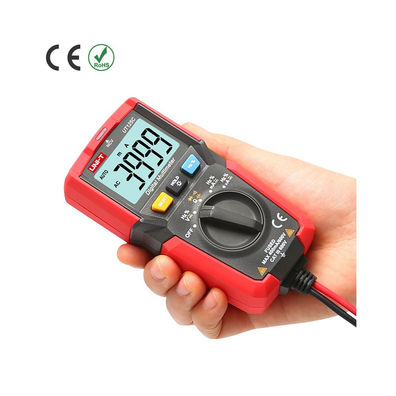 Tester Digital UT125C