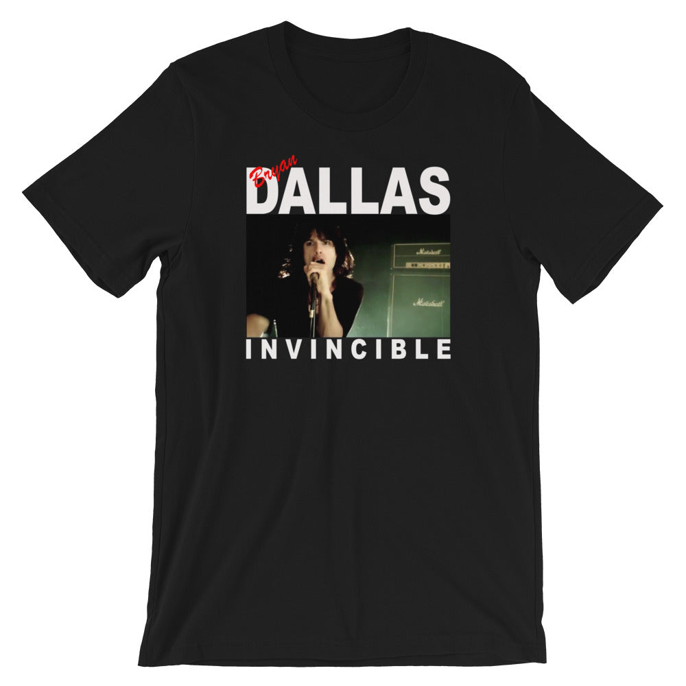 Bryan Dallas - Invincible T with song bundle