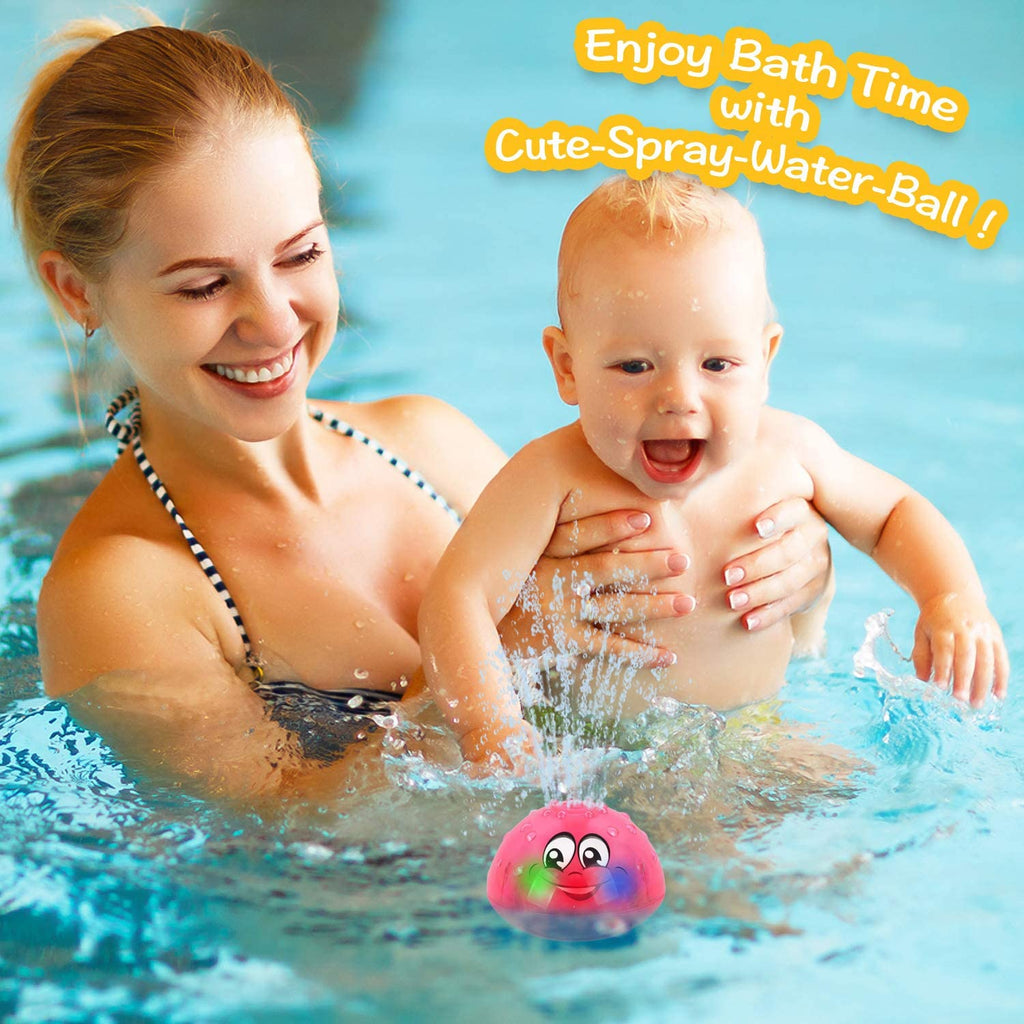 Mini Fountain Baby Bathtub Toy