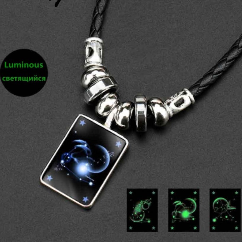 Zodiac constellation Luminous Pendants .