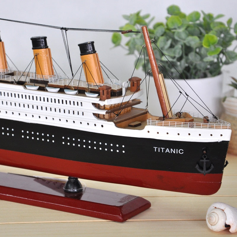 Titanic Wooden  Ships