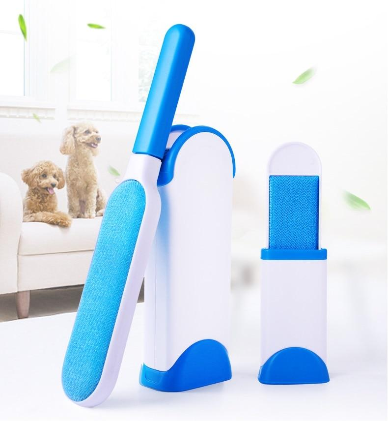 Pet Hair Remover Static Brush Magic Fur Cleaning Brushes Reusable Device Dust Brush Electrostatic Dust Cleaners